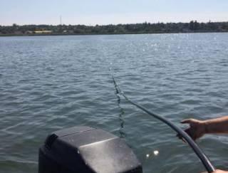 На Одесщине пограничники обнаружили и пресекли деятельность подводного спиртопровода