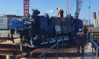 Количество жертв аварии на строительстве пирса на Кубани достигло 18 человек
