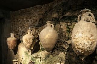 На Сицилии нашли сосуд с вином, которому около 6 тысяч лет