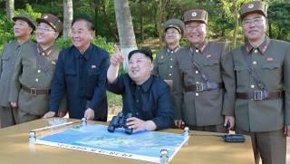 КНДР продолжает всех нервировать своими ракетными пусками. Совбез ООН собирается на экстренное заседание