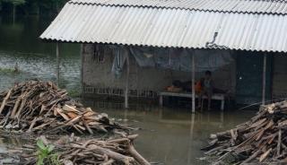 В Индии мощнейшее наводнение. Погибли более 500 человек