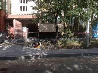 В девятиэтажке под Киевом прогремел взрыв. Причины устанавливаются