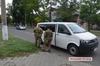 В Николаеве проходят массовые обыски у депутатов горсовета и видных бизнесменов