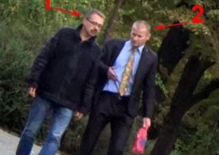 «The Telegraph» опубликовала фото ГРУшников, подозреваемых в организации путча в Черногории