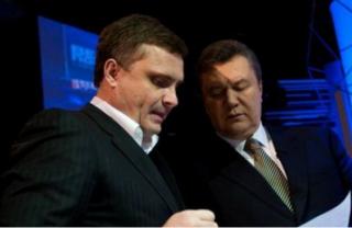 СМИ: Семья Левочкина стала наследницей «семьи» Януковича