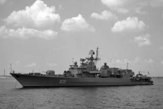 Украинский арсенал: фрегат «Гетман Сагайдачный»