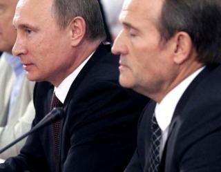Серия встреч Путина иМедведчука: подробности переговоров