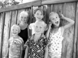 О воспитании детей в селе. Часть 3
