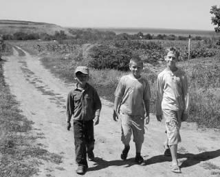 О воспитании детей в селе. Часть 4