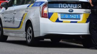 В Киеве неизвестные ранили водителя, чтобы завладеть его сумкой
