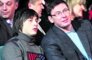 СМИ прознали о том, что сын Луценко решил заняться распиливанием леса