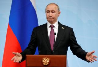 В Венгрии ученые и студенты восстали против присвоения Путину титула почетного доктора