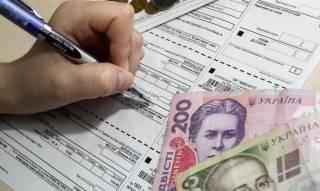 За месяц коммунальные долги украинцев уменьшились на полмиллиарда