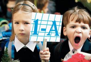 В Ирпене одна из школ установила рекорд по количеству первых классов