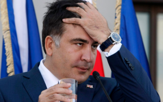 В Киеве задержали брата Саакашвили
