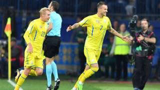 ЧМ-2018: Украина уверенно обыграла Турцию и вышла на первое место в группе