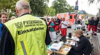 Во Франкфурте нашли полуторатонную бомбу. Будут эвакуированы 65 тысяч человек