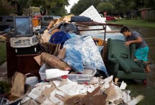 По последним подсчетам, ущерб Техаса от урагана «Харви» превысил 5 годовых бюджетов Украины