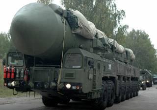 Россия привела в боевую готовность сотни «Тополей» и «Ярсов», отбивая несуществующую химическую атаку