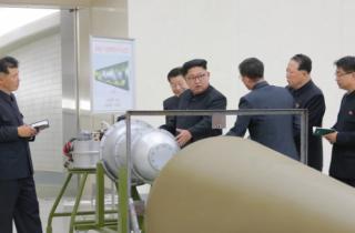СМИ: КНДР тайно перемещает баллистическую ракету к западному побережью