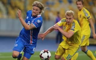 ЧМ-2018: Шансы сборной Украины на поездку в Россию резко уменьшились