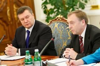 ГПУ сообщила Януковичу и Лавриновичу о подозрении в незаконном захвате власти