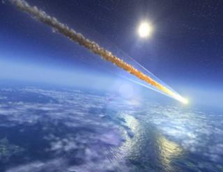 В Канаде упал огромный метеорит