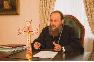 Управляющий делами УПЦ: В нашем обществе сегодня нет запроса на религиозную войну
