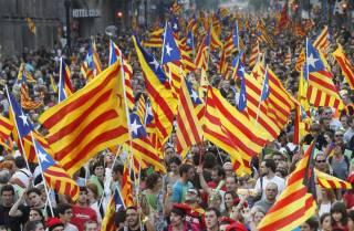 Парламент Каталонии проголосовал за проведение референдума о независимости от Испании