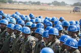 Мнение Порошенко о размещении на Донбассе миротворцев ООН совпало с видением США и ФРГ