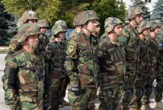 Президент Молдовы накажет военных, которые вопреки его запрету приехали в Украину на учения НАТО