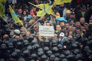 Правоохранители остудили пыл владельцев авто на европейских номерах. А Луценко их и вовсе огорчила