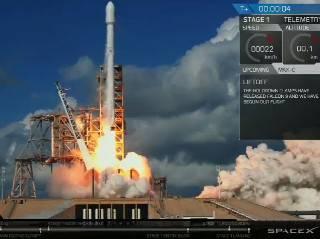 Компания Илона Маска запустила в космос очень секретный американский корабль
