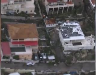 В Сети появилось шокирующее видео последствий урагана «Ирма» в Карибском море
