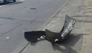 В Киеве неизвестные обстреляли джип. Есть пострадавшие