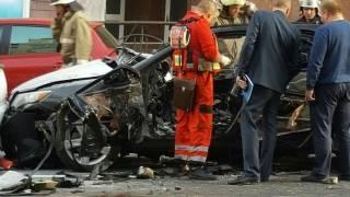В самом центре Киева в автомобиле взорвали «личного врага Кадырова», который воевал на стороне Украины