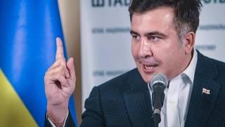Саакашвили отрапортовал, что начал движение к украинской границе. Колонну встречающих задерживают