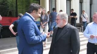 Коломойский финансирует возвращение Саакашвили, — СМИ