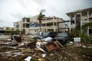 Ураган «Ирма» оставил без электричества почти 270 тыс. жителей Флориды. Погибли 25 человек