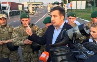 В МВД объяснили, почему не задерживают Саакашвили. Порошенко уже высказался по этому поводу