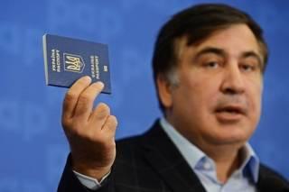 #Темадня: Соцсети и эксперты отреагировали на переход Саакашвили через границу Украины