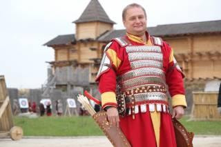 15 - 17 сентября под Киевом пройдут массовые рыцарские бои