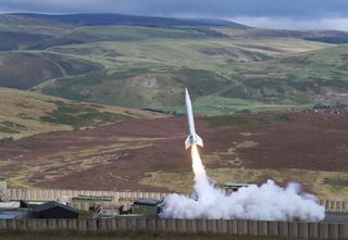 Великобритания запустила крупнейшую ракету-носитель из всех ранее известных