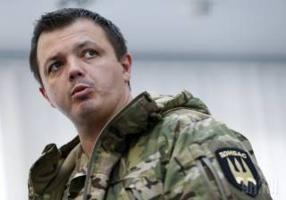 СМИ: Для Семенченко блокада – это статья доходов и пиар, – комвзвода Нацгвардии