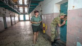 В Одесском СИЗО произошло очередное ЧП. Заключенная набросилась на инспектора