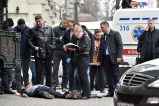 Информация о передаче Украиной сведений об убийстве Вороненкова оказалась очередной выдумкой российских СМИ