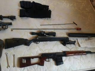 На Херсонщине задержана группа вооруженных кавказцев