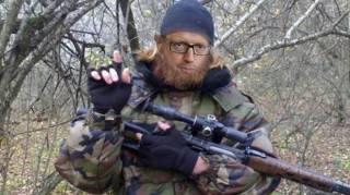 Воевавший в Чечне «Яценюк» на самом деле оказался соратником Корчинского