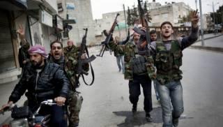 США заподозрили в покупке оружия для сирийских повстанцев у Украины