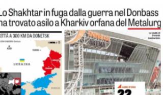 Итальянское издание извинилось за то, что назвало Крым российской территорией